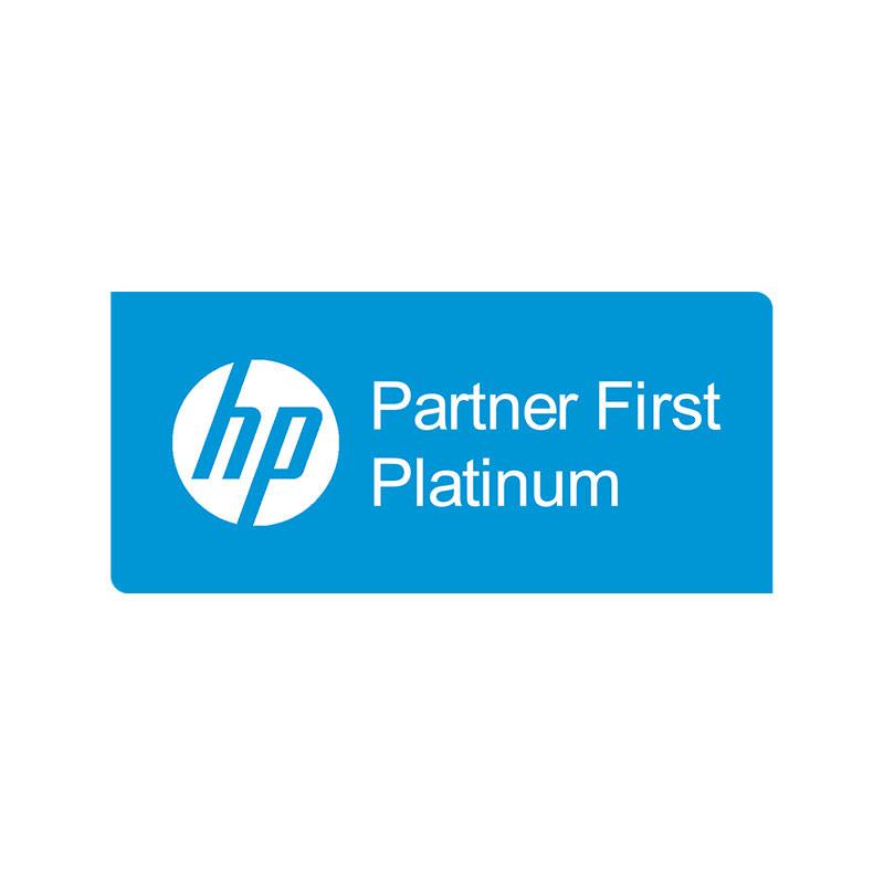 HP Partner First Platinum