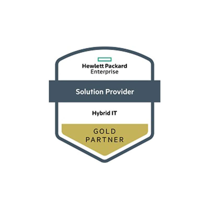 HP Enterprise Gold Partner