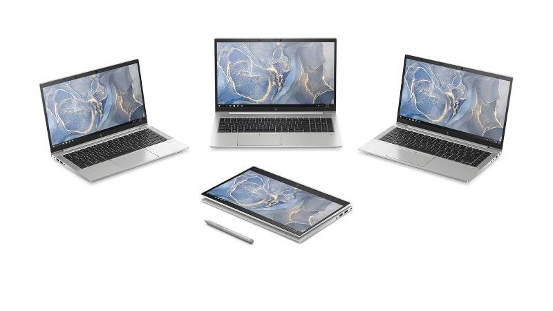 HP EliteBooky 830/840/850 G8 s procesory Intel® Core™ 11.generace